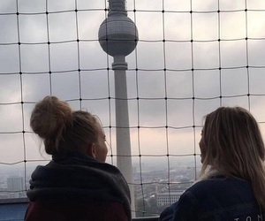 germany, girls, and travel image