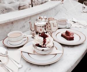 food, tea, and classy image