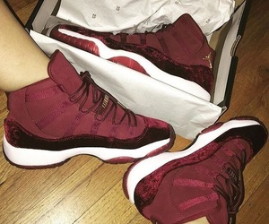 maroon, shoes, and tumblr image