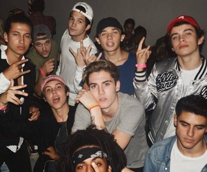 hayes grier, hayes, and jack gilinsky image