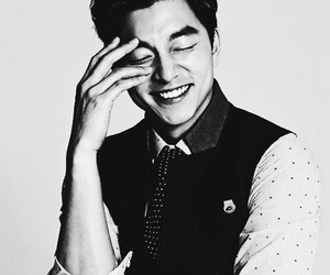 actor, korean, and gong yoo image