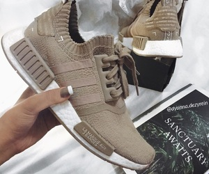 adidas, beige, and casual image