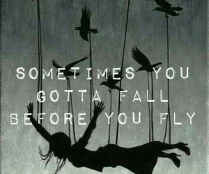 fly, quote, and sleeping with sirens image