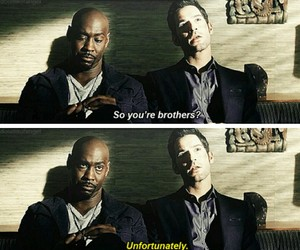 lucifer, lucifer morningstar, and brothers image