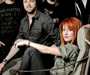 paramore, band, and hayleywilliams image