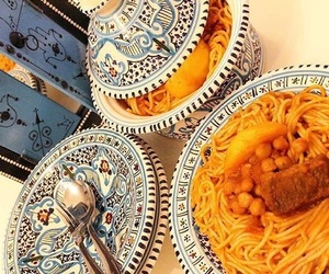 beautiful, food, and pasta image