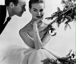 beautiful, tree, and платье image