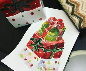 christmas, inspire, and colors image