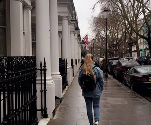 london and london girl image