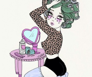 valfre, art, and illustration image