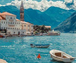 travel, Montenegro, and sea image