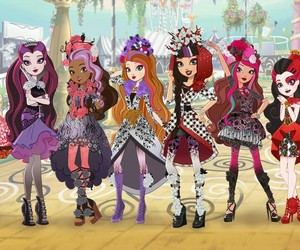 ever after high, briar, and cerise image