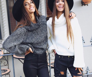 aesthetic, girls, and trend image