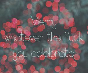 christmas, merry, and xmas image