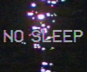 grunge, sleep, and no sleep image