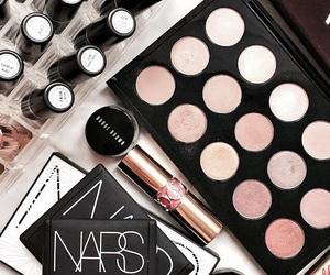 makeup, nars, and eyeshadow image