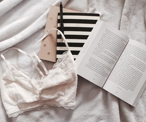 book, indie, and fashion image