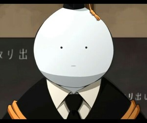anime, assassination classroom, and korosensei image