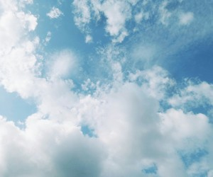 blue, refreshing, and sky image