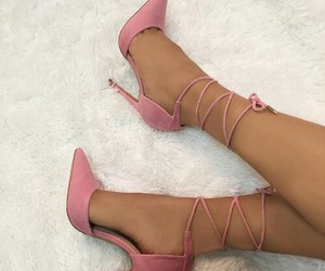 beautiful, gorgeous, and heels image