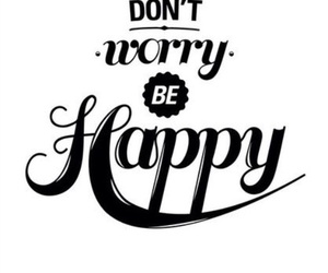 happy, quote, and wallpaper image