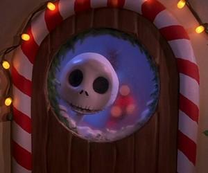 christmas, disney, and jack image