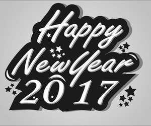 happy, 2017, and year image