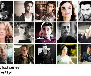 family, teen wolf, and lydia martin image