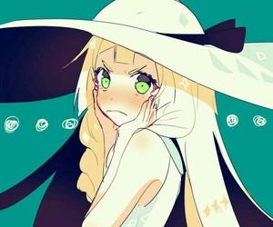 pokemon, poké girl, and cute image