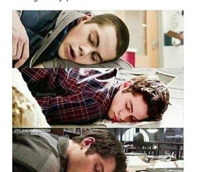 teen wolf, dylan o'brien, and dylan o brien image