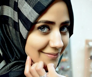 hijab, style, and محجبات image