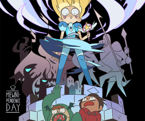 marco and star butterfly image