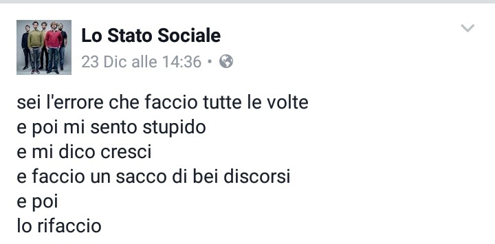 Lo Stato Sociale Shared By Holly On We Heart It