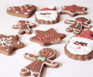candy, food, and gingerbread image