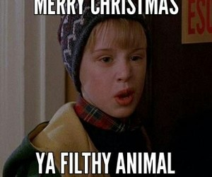christmas, home alone, and funny image