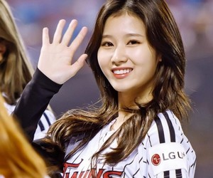 asian, kpop, and sana image