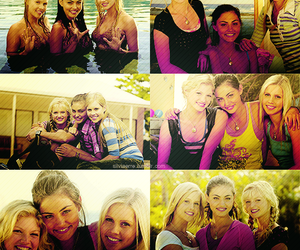 mermaids, cariba heine, and claire holt image