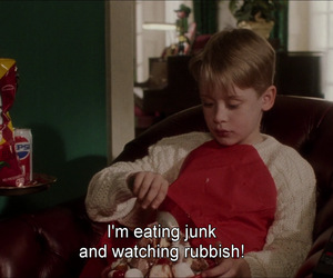 home alone, 90s, and movie image