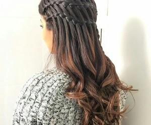 braid, braidideas, and girl image