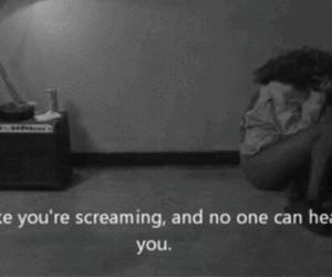 quotes, sad quotes, and depressing quotes image