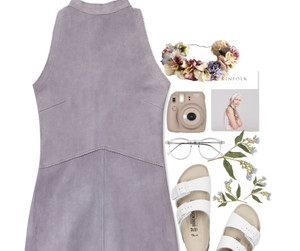 aesthetic, clothes, and dress image