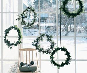 advent, interior design, and christmas image