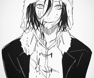 anime, bungo stray dogs, and fyodor image