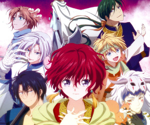 anime, akatsuki no yona, and yona image