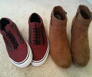 boots, louis, and shoes image