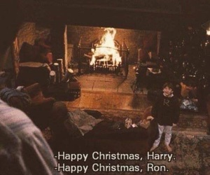 christmas, harry potter, and memories image