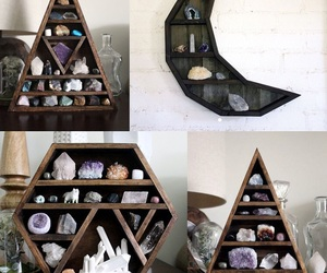 collection, crystal, and decor image