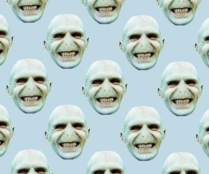 voldemort, wallpaper, and harry potter image