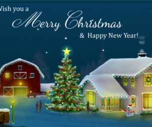 merry christmas, new year, and wishes image