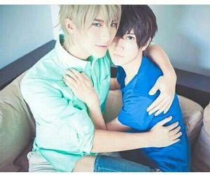 Super Lovers and haru x ren image